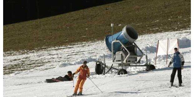 Supergau für Skitourismus