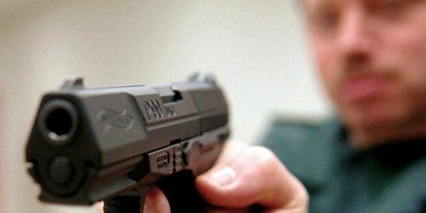 Villacher auf Straße mit Pistole bedroht