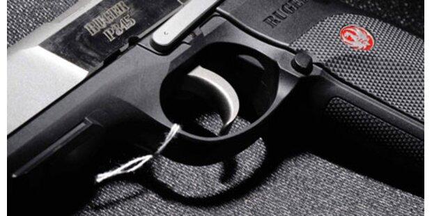 Dreijähriger erschießt eigenen Vater