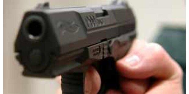 Bewaffneter Überfall auf Linzer Bank