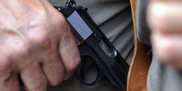 Bewaffnete überfielen Wiener Supermarkt