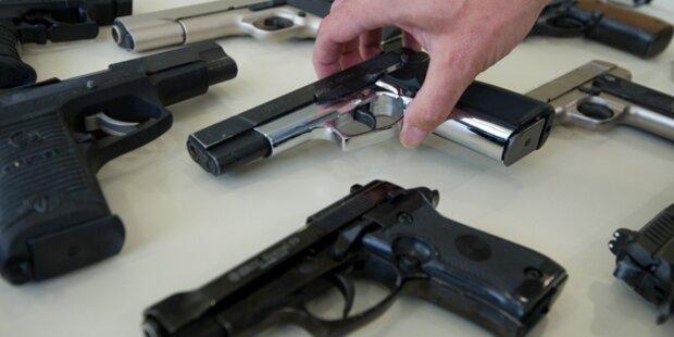 13-Jähriger wollte Waffen für Überfälle