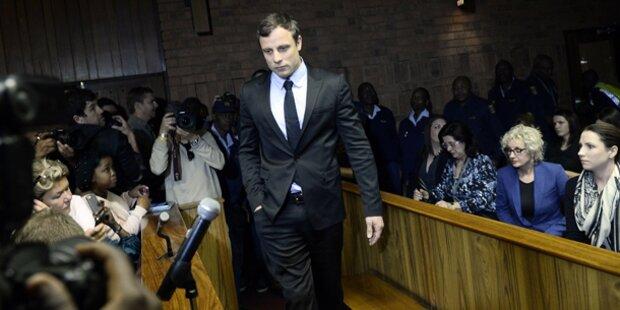 Pistorius-Prozess beginnt am 3. März 2014