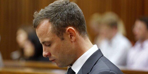 Pistorius: WC-Tür im Gericht vorgeführt
