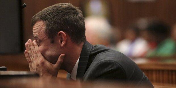 Pistorius übergibt sich vor Gericht