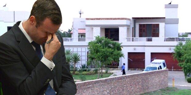 Pistorius hat das Mordhaus verkauft
