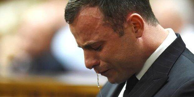 Pistorius im Gefängnis verprügelt