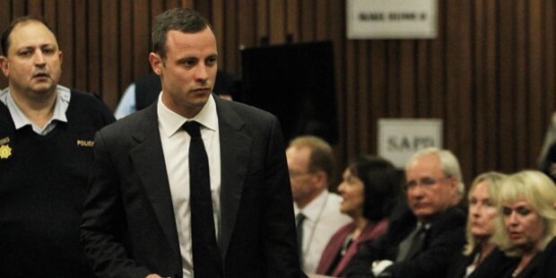 Erste Zeugin belastet Oscar Pistorius