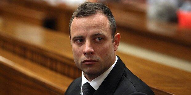 Pistorius: Richterin glaubt nicht an Mord
