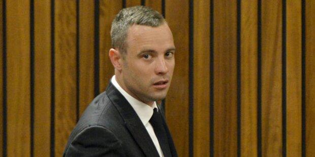 Oscar Pistorius ist seine Villa los