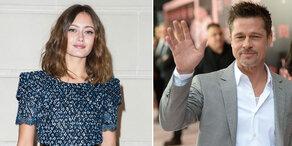 Brad Pitt: Seine Neue ist 32 Jahre jünger