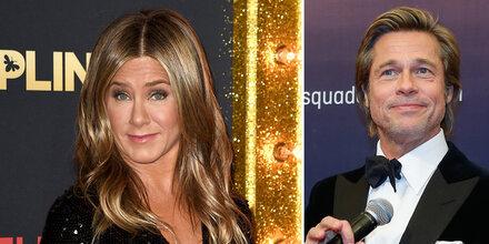 Aniston: Das lief auf ihrer Party mit Pitt
