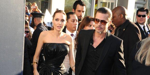 Mann schlug Brad Pitt bei Filmpremiere