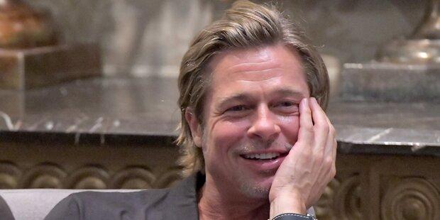Brad Pitt: Endlich spricht er über neue Lieben
