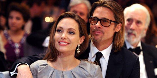 Brad Pitt über Hochzeit: