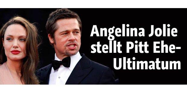 Angelina Jolie: Ihr Ehe-Ultimatum