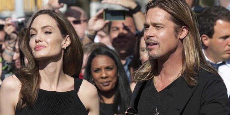 Brad Pitt benutzt keine Seife mehr