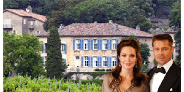 Brangelina mieten Traumvilla in der Provence