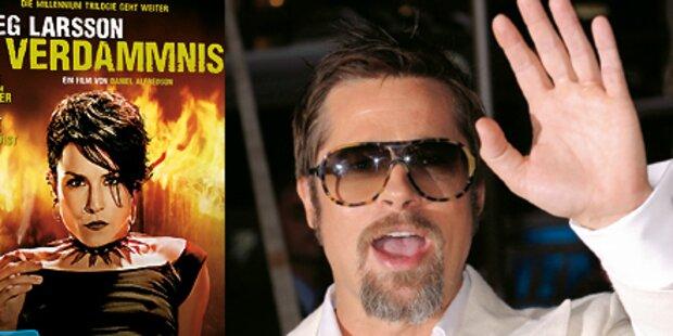 Larsson-Filme: US-Remake mit Brad Pitt?