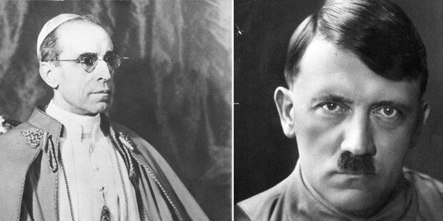 Geheimplan: Papst wollte Hitler umbringen