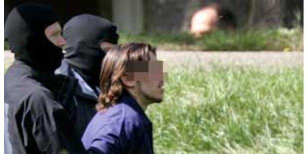 Noch zehn Terrorverdächtige in Deutschland gesucht