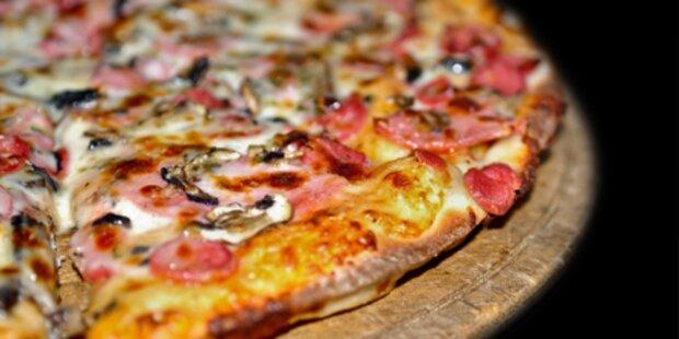 Ladendieb spielte der Polizei einen Pizza-Streich