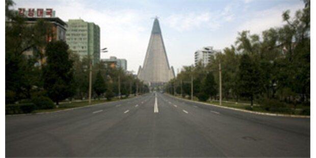 Nordkorea schließt Grenze zu Südkorea