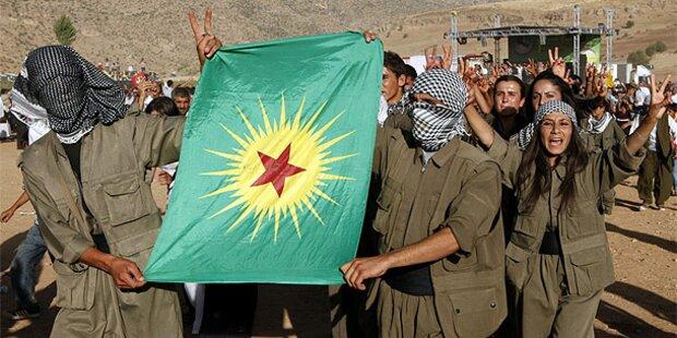 34 PKK-Kämpfer in der Türkei getötet