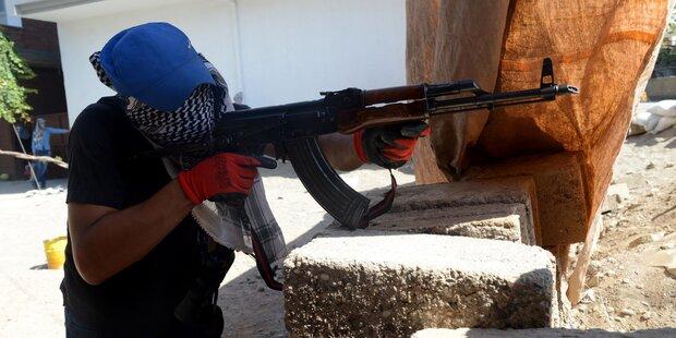 13 PKK-Kämpfer bei Gefechten getötet