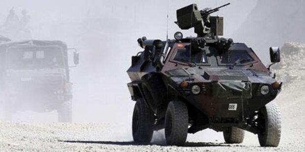 Türkei: 35 PKK-Kämpfer von Soldaten getötet