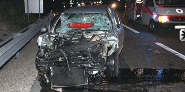 18-Jähriger raste in Sprit-Lkw