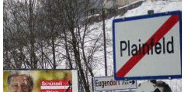 Alkofahrt in Salzburg endet im Bach