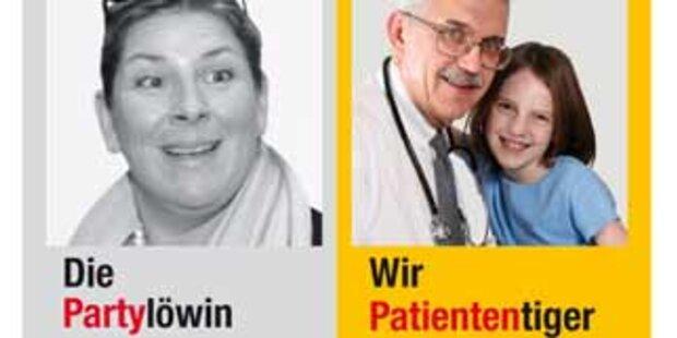 """""""Partylöwin"""