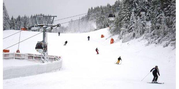 Tausende nutzten ersten Skitag