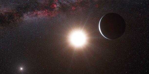 Forscher entdecken bewohnbaren Planeten