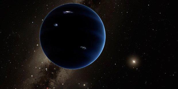 Neuer Planet kann die Erde auslöschen