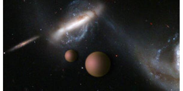 Wiener entdeckte zwei Planetoiden in nur 4 Tagen