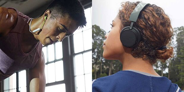 Plantronics BackBeat-Fit-Kopfhörer im Test