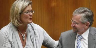 ÖVP Duell um Kommissar-Job