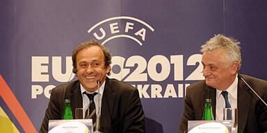 Vergabe der EURO 2012 war getürkt