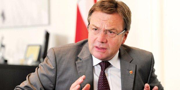 Platter als Tiroler VP-Chef wiedergewählt