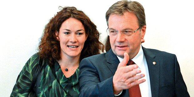 Schwarz-grüner Koalitionspakt steht