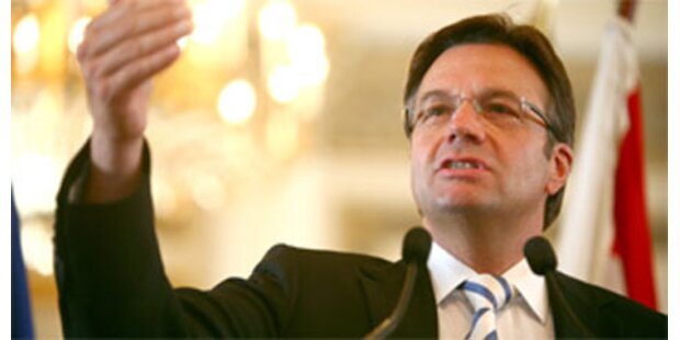 Krach in der Tiroler Landesregierung
