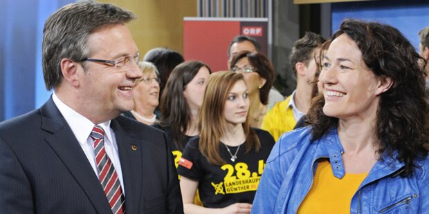 Tirol: ÖVP will Grüne ins Boot holen