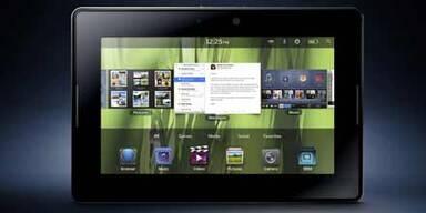 PlayBook: iPad-Gegner von Blackberry
