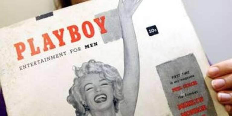 Penthouse ist geil auf Playboy
