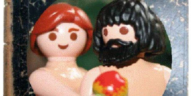 Keine Playmobilfiguren für die Kirche