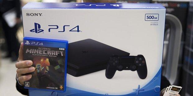 PS4 eilt von Rekord zu Rekord