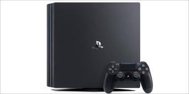 Jetzt ist die PS4 Pro endlich da