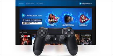 PlayStation Now jetzt auch in Österreich